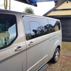 SIde Window Replacement Ford Transit | Plymouth