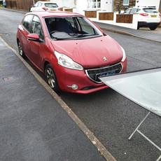 Windscreen Replacement Peugeot 208 | Portreath