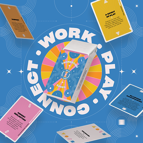 Corporate Tarot Connection Cards