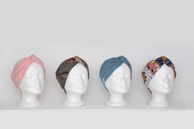Stirnbänder in verschiedenen Varianten