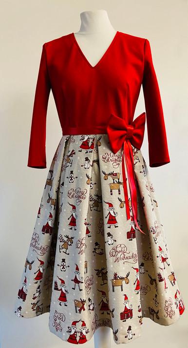 Weihnachtskleid | Soreich