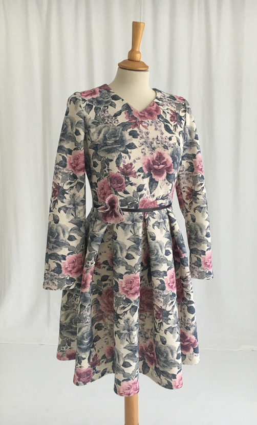 Kleid Blume   Soreich