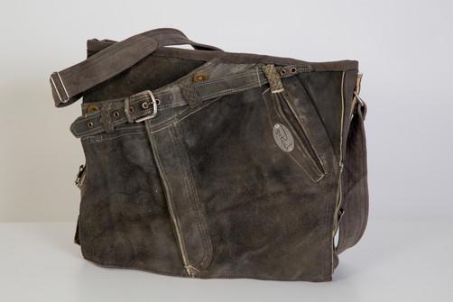 Tasche aus alter Hose   Soreich