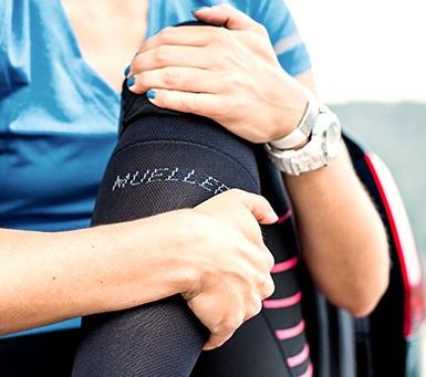 El dolor muscular grave puede sentirse similar a un esguince o distensión.