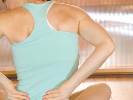¡Qué hacer para aliviar el dolor de espalda!