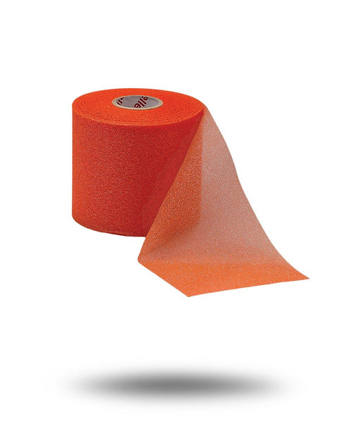 Rollo De Prevenda M Wrap Naranja 7cm x 27m