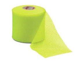 Rollo De Prevenda M Wrap Amarillo Fosforescente 7cm x 27m