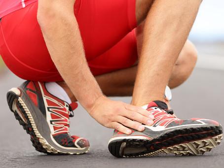 ¿Usar o no tobillera después de un esguince de tobillo?