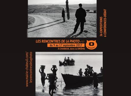 Les rencontres de la photo à Chabeuil