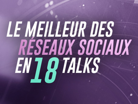 LES TALKS DE WHAT'S UP SOCIAL - 2