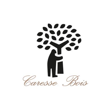 Logo [Caresse Bois]