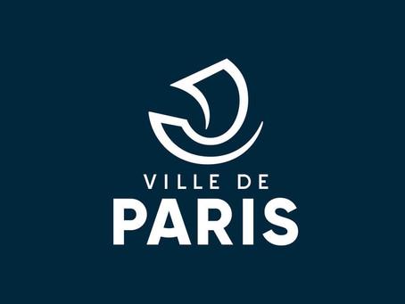 Une nouvelle identité graphique pour la Ville de Paris