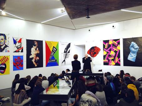 """""""Le Dernier Cri"""" - Rétrospective Alain Le Quernec au Centre du Graphisme d'Echirolles"""