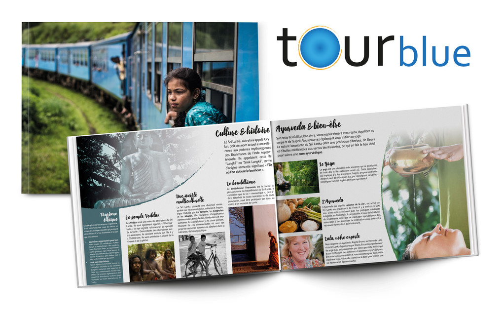 Brochure [Tour Blue]