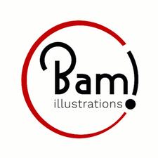 Identité visuelle   Bam! Illustrations
