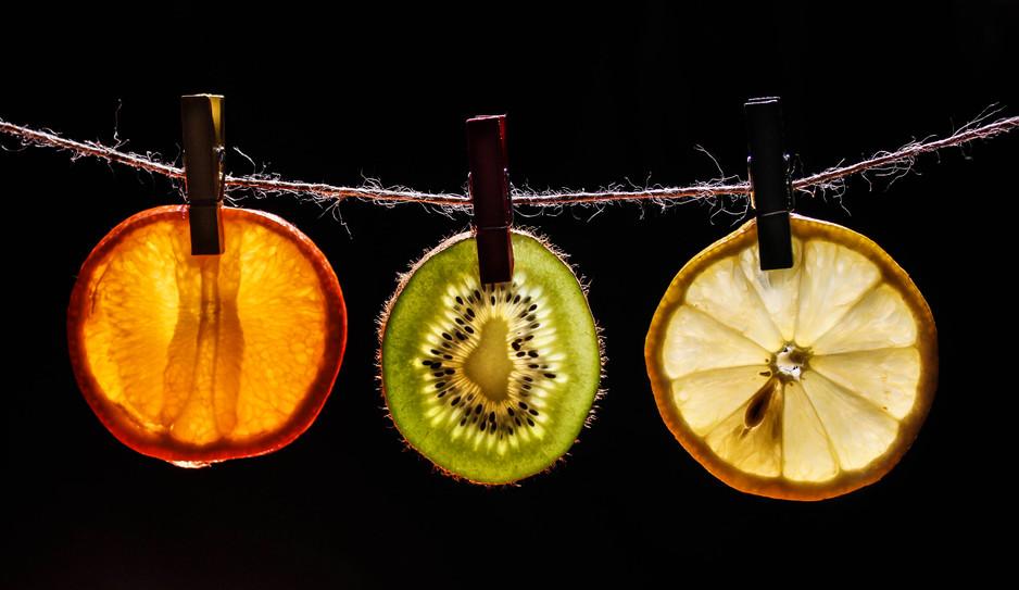 BALADE DE FRUITS SECHES