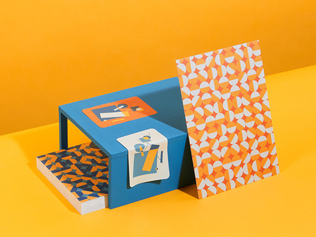5 logos inspirés du Bauhaus