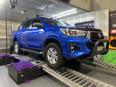 Toyota Hilux Tuning - Breath of hope for daily truck.