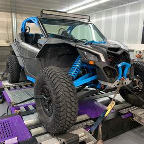 CanAm Maverick Performance Tuning - it goes HOW FAST?!