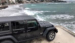 Monsieur Lifestyle essai le jeep wrangler unlimited rubicon by motorvillage et DPB Agency