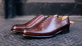 Monsieur Lifestyle, Paul evans, the martin wholecut, chassure de luxe, luxury shoes
