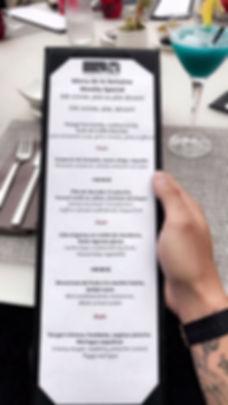 Monsieur Lifestyle - JW Marriott Grill Cannes
