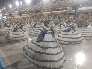 Rio jour 6: Rien n'arrête le carnaval de Rio!