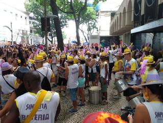 Rio jour 8: Simpatia Bateria