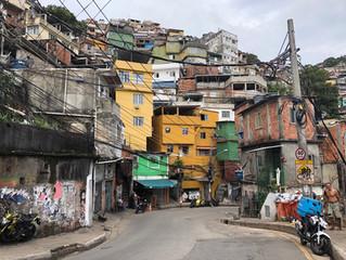 Rio jour 5: Ambiance des favelas