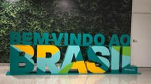 Rio jour 1: Premières impressions