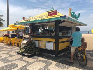 Rio jour 3: Samba é alegria