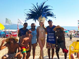 L'histoire de la Samba