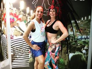 Rio jour 9: O Samba nao tem fronteiras