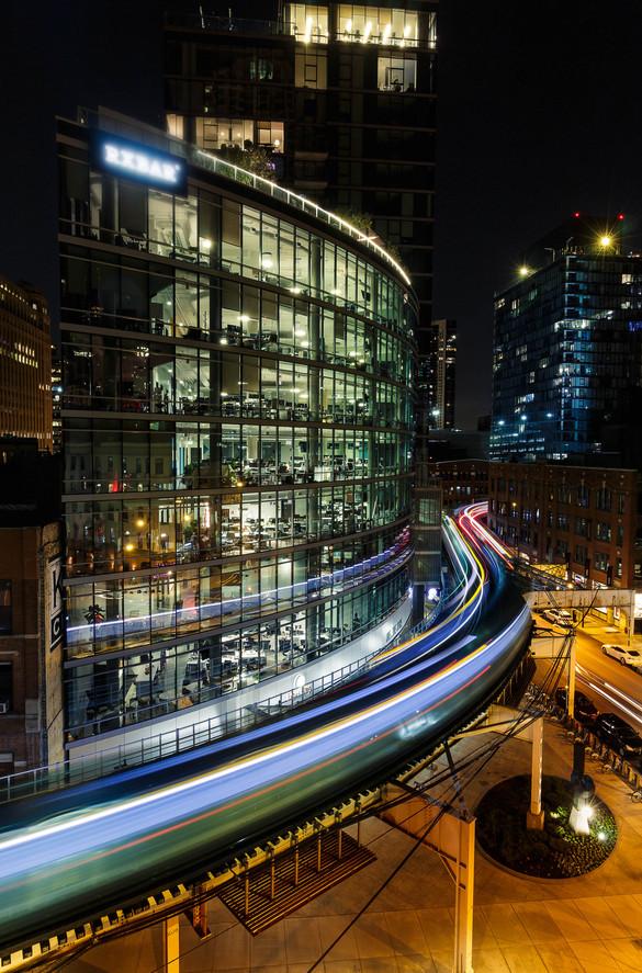 Chicago Metro S-Curve