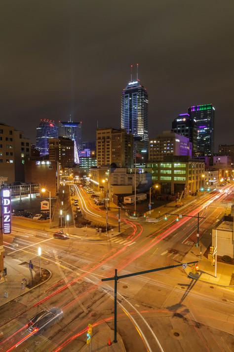Indianapolis Traffic Trails