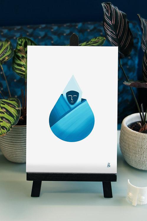 Lutin de l'eau