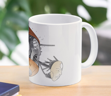 Mug AERODEUS