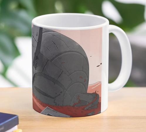 Mug VESTIGE