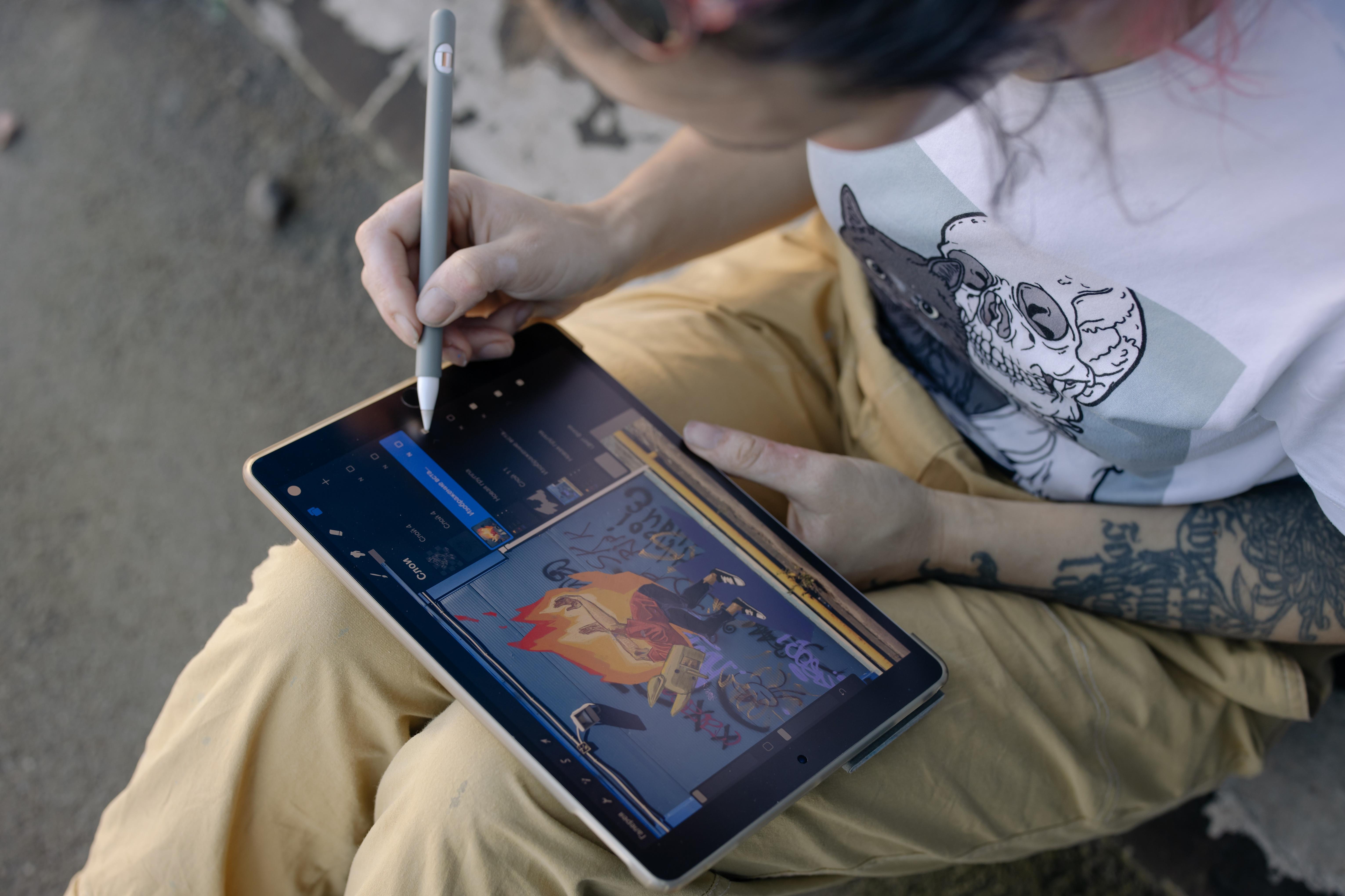 Cours de dessin et graphisme privé