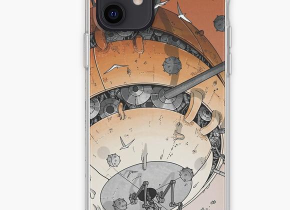 Coque iPhone PLONGEON