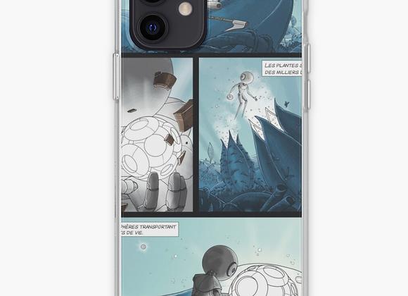 Coque iPhone PRINTEMPS
