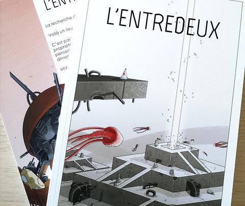 """Recueil """"L'ENTREDEUX"""""""