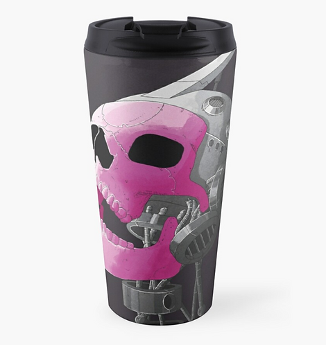 Mug Isotherme SKULL FACE3