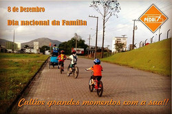 #familiapedal7 #cicloturismosc #ciclismo #paisefilhos #família  #familycycling #thule #thulebrasil #
