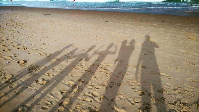 Domingo acabou em praia! _#familiapedal7 #familia #paisefilhos #praia #tempoemfamilia #familyhealth