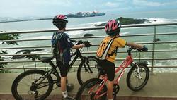 #familiapedal7 #familyonbikes #cicloturismo #cicloturismosc #caloi #movimentocaloi #mountainbike #mt