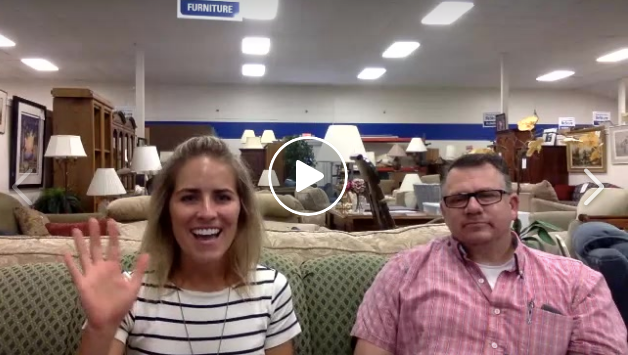 #parkergrouplive | the latest & greatest at the Habitat For Humanity ReStore