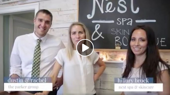 #getlocal with The Parker Group | Episode 9: Nest Spa & Skincare