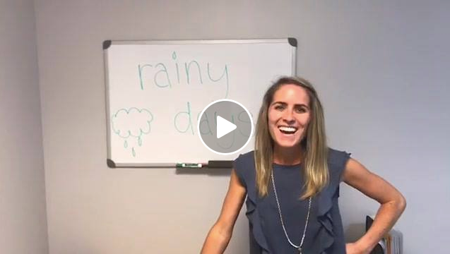 #parkergrouplive | Why rainy days are good days for looking at houses
