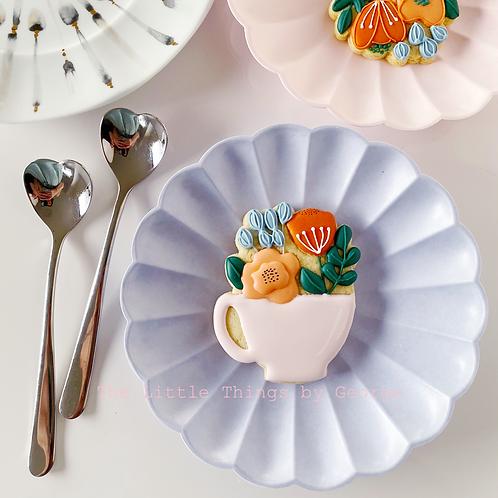 Floral Teacup - individual